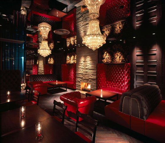 Bar And Lounge Interior Design: Atta Co, Regoletto Tapas Lounge