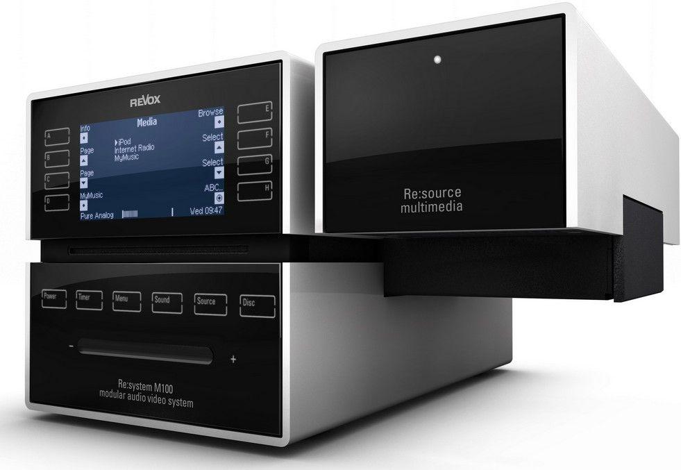 jean marie revox m100 une cha ne hi fi modulaire haut de gamme multim dia et. Black Bedroom Furniture Sets. Home Design Ideas