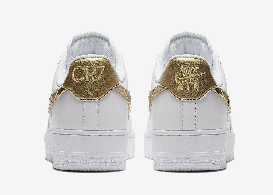 CR7 Nike Air Force 1 (Cristiano Ronaldo) size 8.5