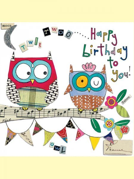 Image Result For Happy Birthday Owl Quotes Happy Birthday Owl