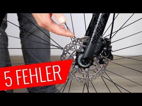 Scheibenbremse Fahrrad Reinigen