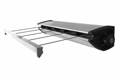 Retracting Retractable Clothesline Dry Rack Hanger