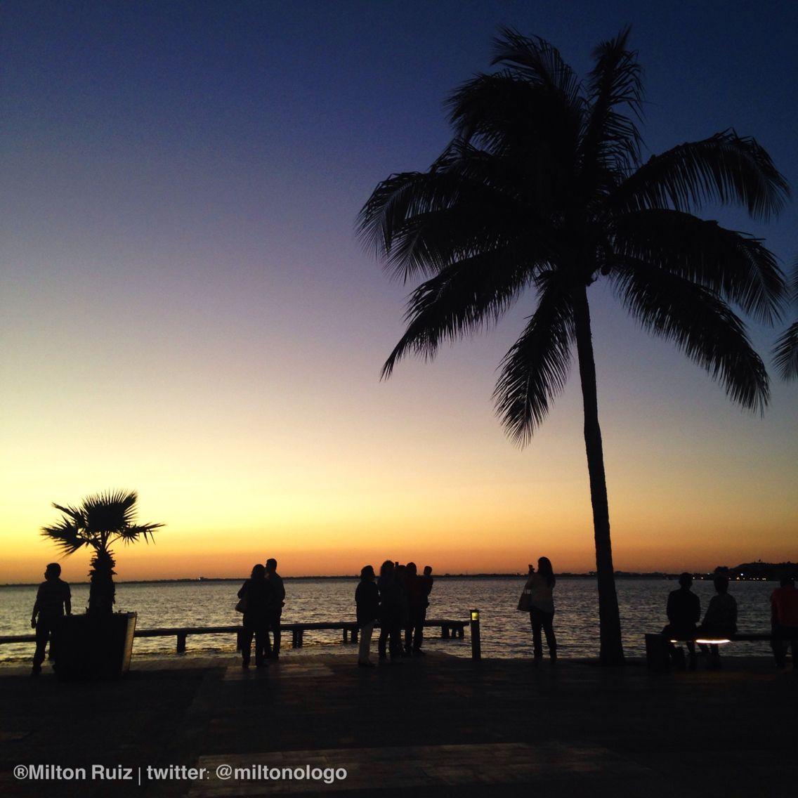 Atardecer 2015 - Cancún