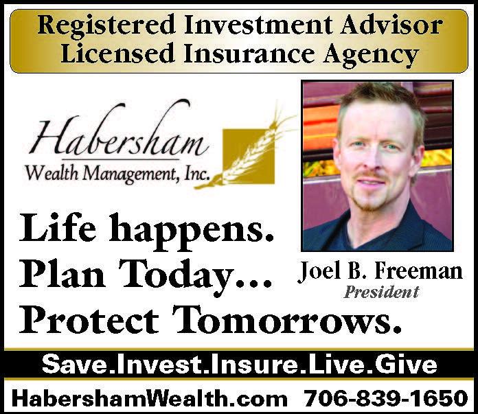 Registered Investment Advisor Licensed Insurance Agency Life