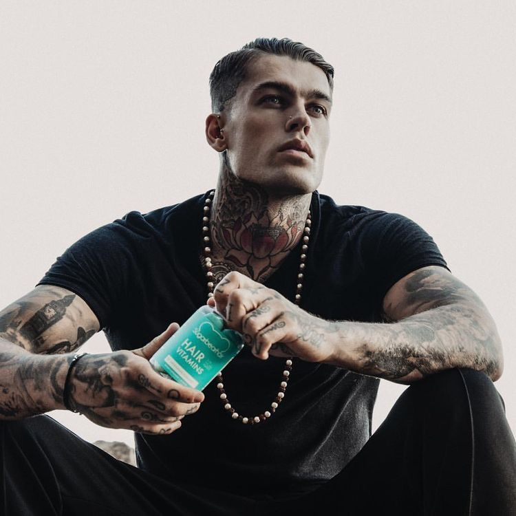Toni james interracial