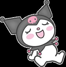 クロミちゃん の画像 クロミ 素材に関連した画像 My Melody Digital Sticker Sanrio