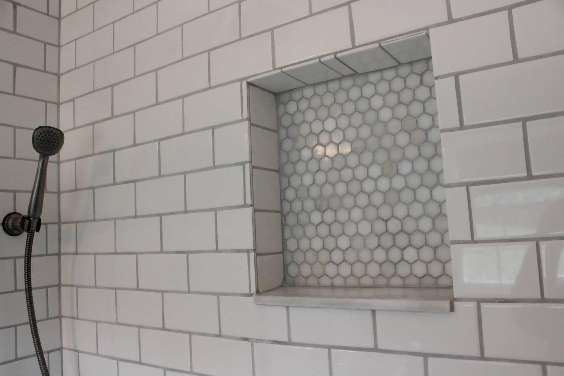 Bathroom Vintage Subway Tile Teal Subway Tile Backsplash Big Design