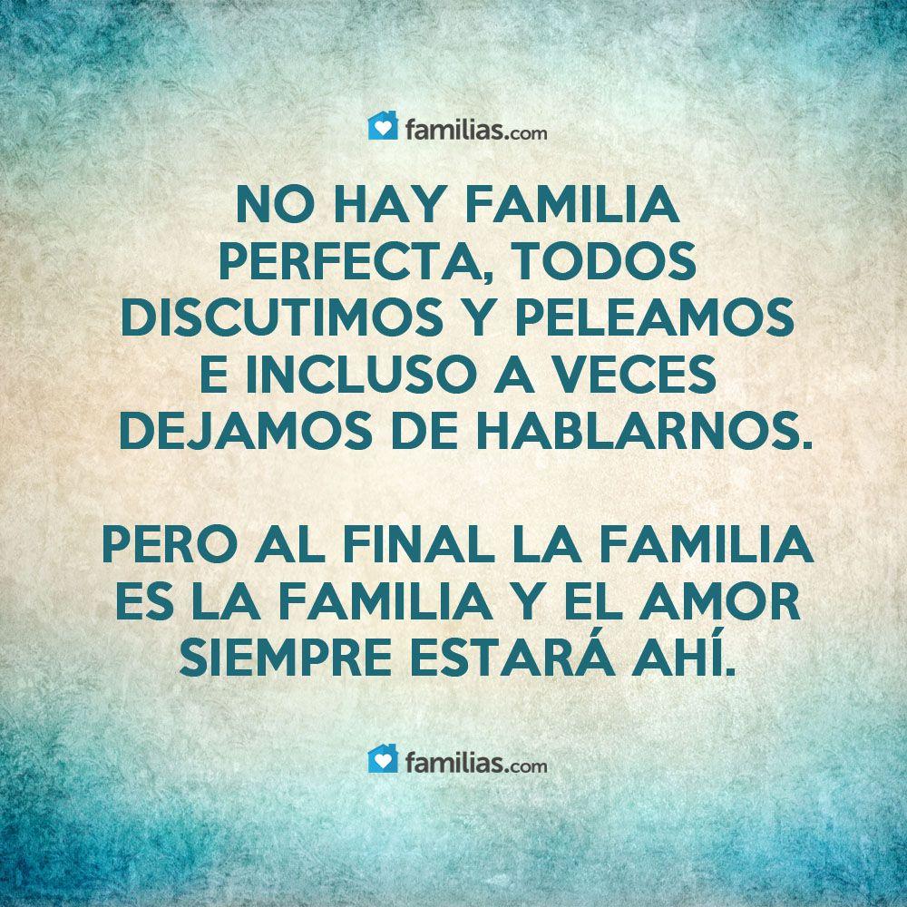 El Amor De La Familia Siempre Estará Ahí Para Ti Familia