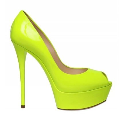 e9eb7db761f CASADEI Patent Fluro Platform Pumps | My Style | Zapatos
