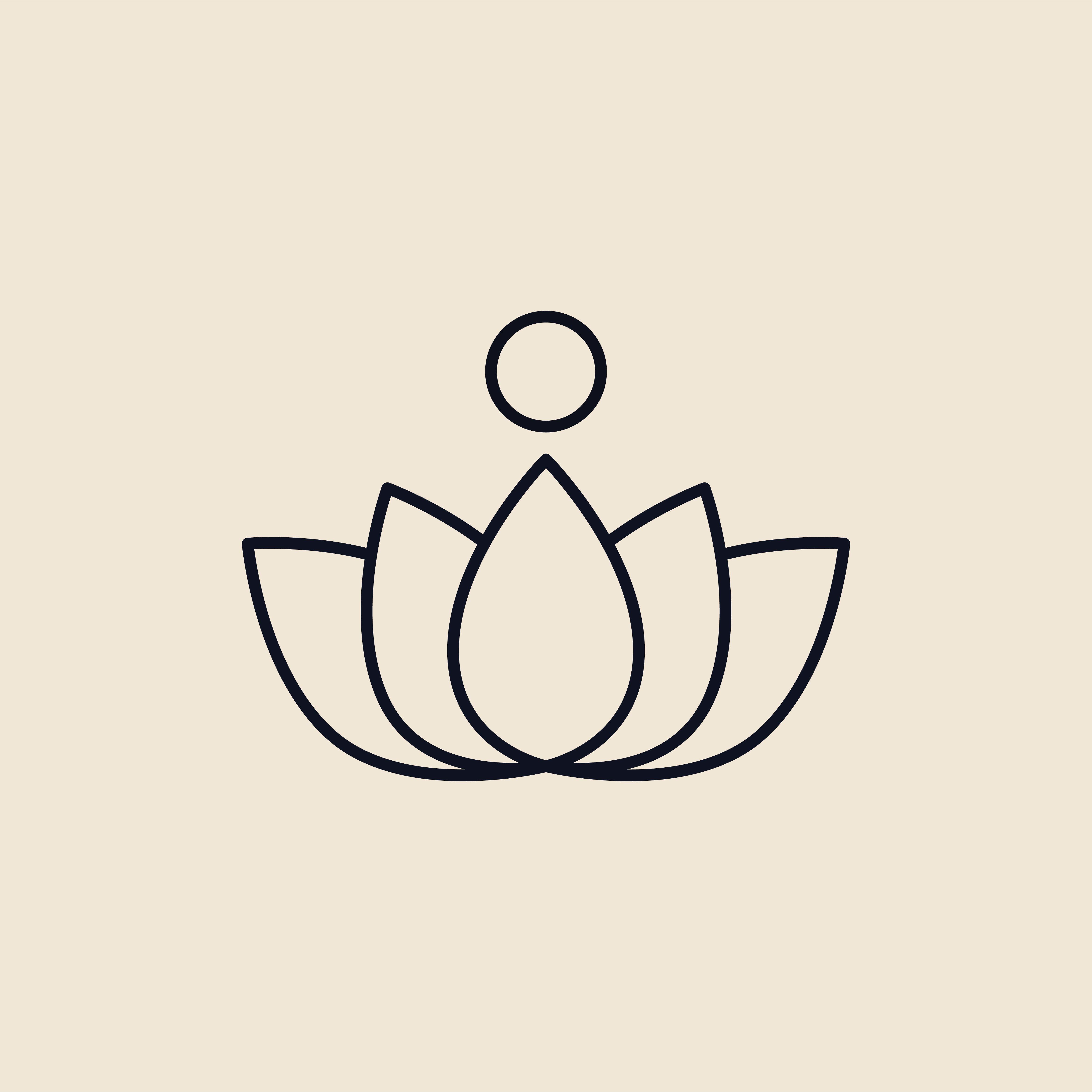 Illustration of a lotus flower Lotus flower logo, Lotus