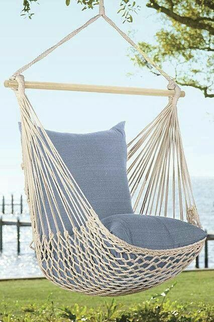 Swing Chair Lagos Design And Table Pin By Isabel Valenzuela On Ecologico Pinterest Crafts
