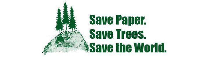 """Afbeeldingsresultaat voor save a tree"""""""
