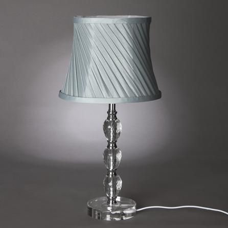 Ash Crystal Table Lamp Dunelm Crystal Table Lamps Lamp Table