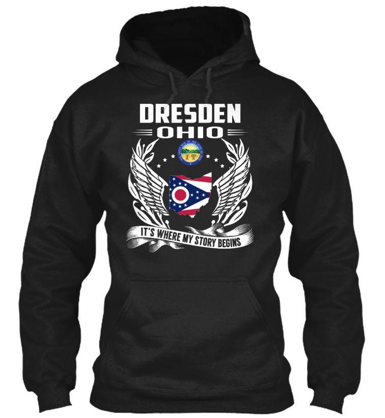 Dresden, Ohio - My Story Begins