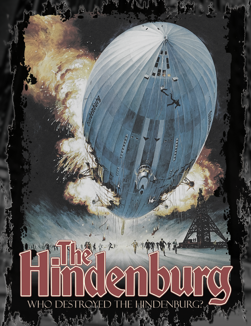 f6d92f4087c The Hindenburg T-Shirt