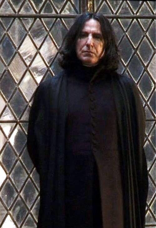 Severus A Wonderful Look A Beautiful Man Severus Snape Snape Harry Potter Snape