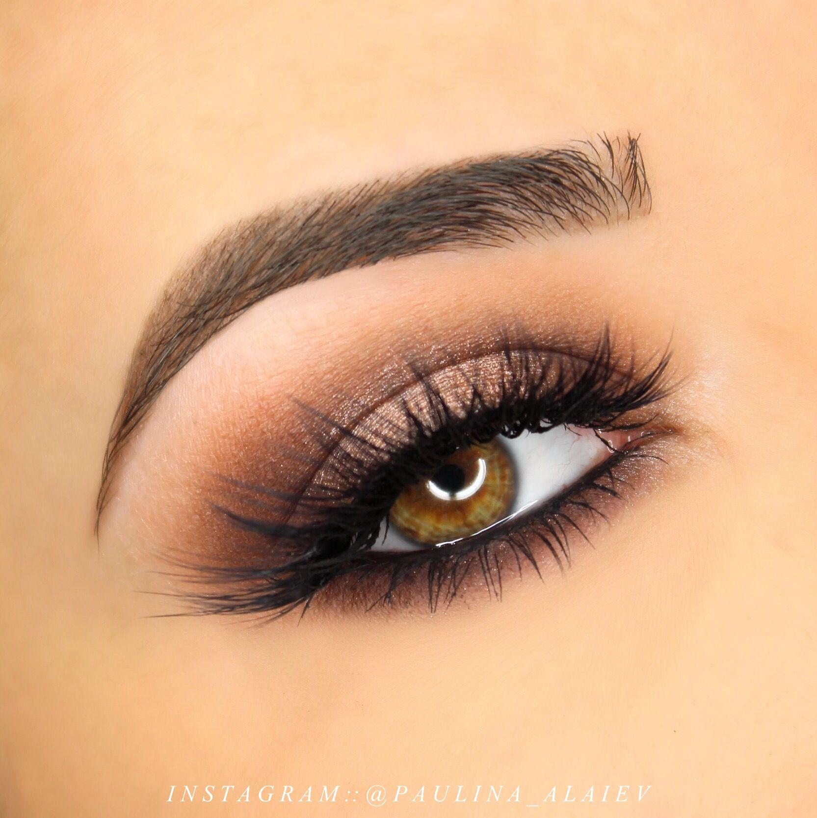Neutral Halo Smokey Eye Makeup Tutorial Makeup geek