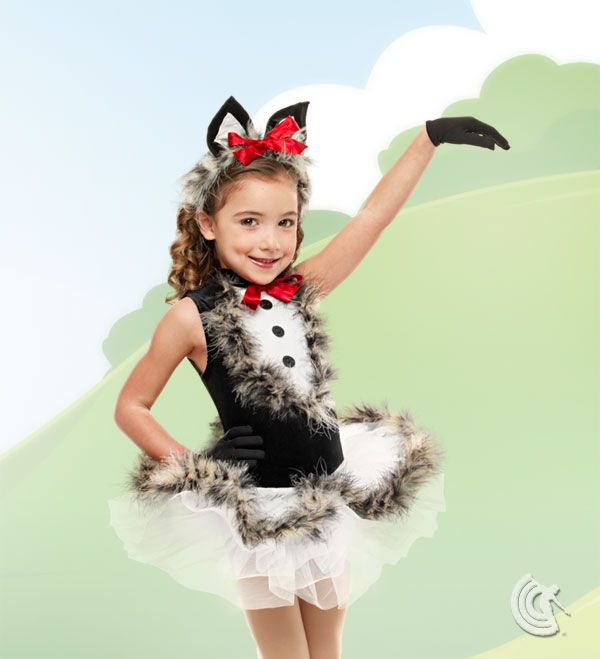 Curtain Call Costumes 174 Alley Cat Cute Cute Cute