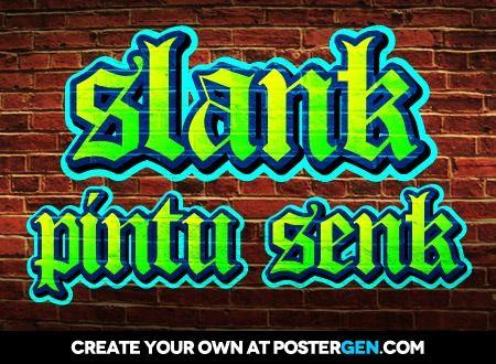 Graffiti Creator Print