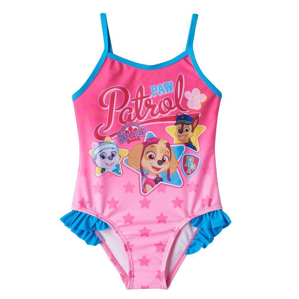 487e400cba56f Toddler Girl Paw Patrol Everest