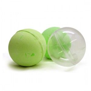 Molde esfera bomba de ba o 8 cm ideal para hacer bombas - Moldes bombas de bano ...