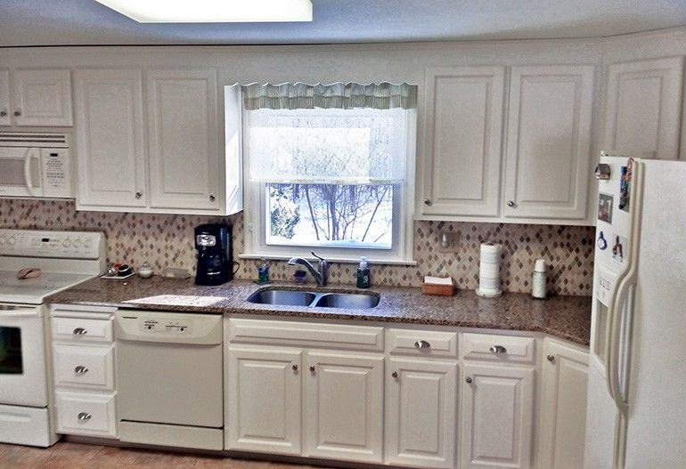 New Kitchen Cabinets Refinished In Avon Ct Refinishing Cabinets New Kitchen Cabinets Kitchen Cabinets
