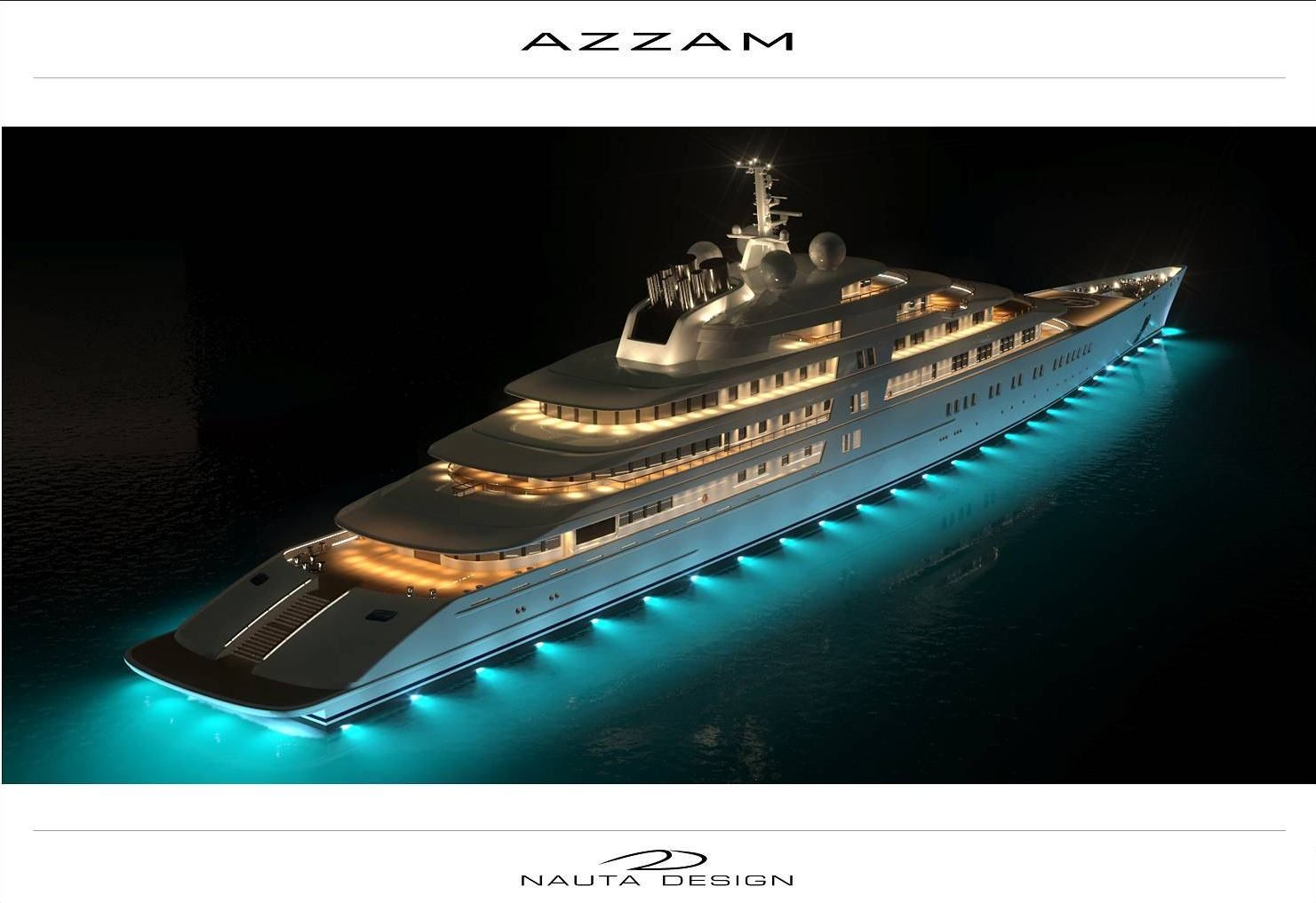 WORLD's LARGEST YACHT AZZAM INTERESTING THINGS Do You