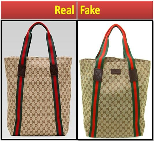 b6a50e8d Real VS fake Gucci. | Authentic VS Replica (shopping tips) in 2019 ...