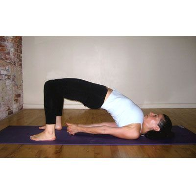 legs up the wall  yoga poses relieve tension headache