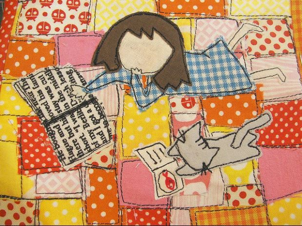 Book Quilts: An Inspiring Collection for Those with Literary ... : quilt books - Adamdwight.com