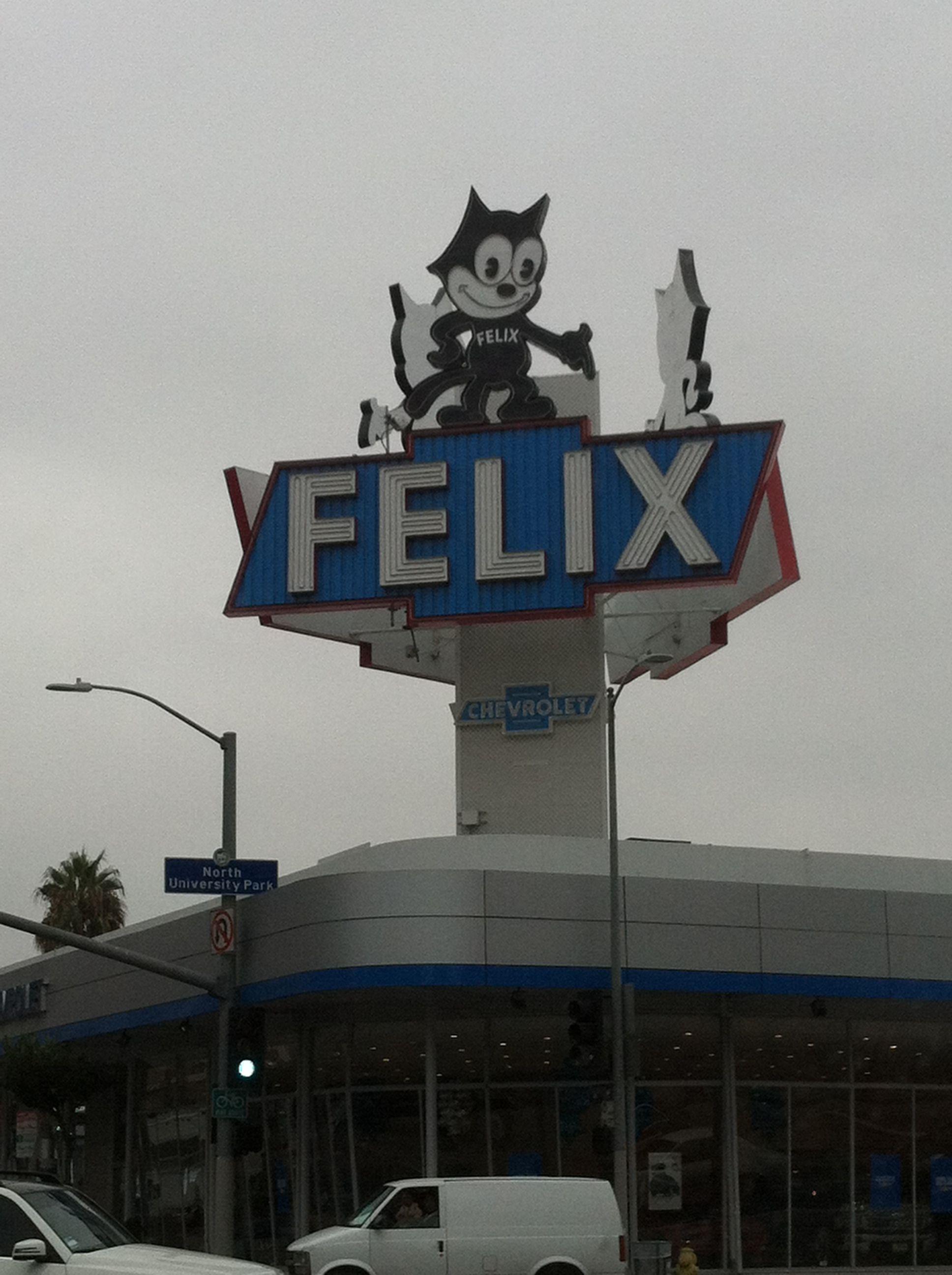 Great Felix Chevrolet In Los Angeles Near USC