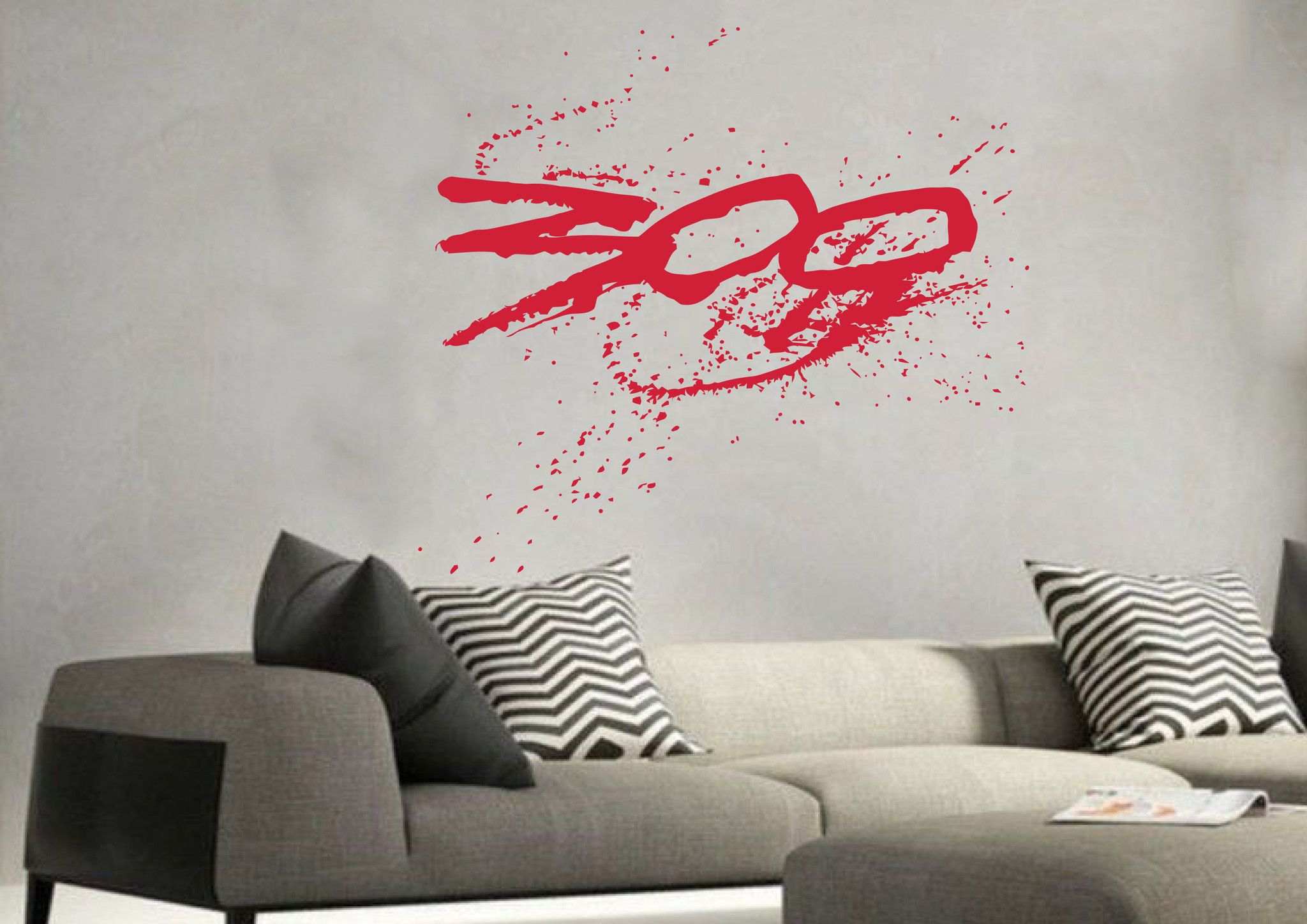 300 Movie Wall Art Sticker – iwallstickers   TV - Movies - Games ...