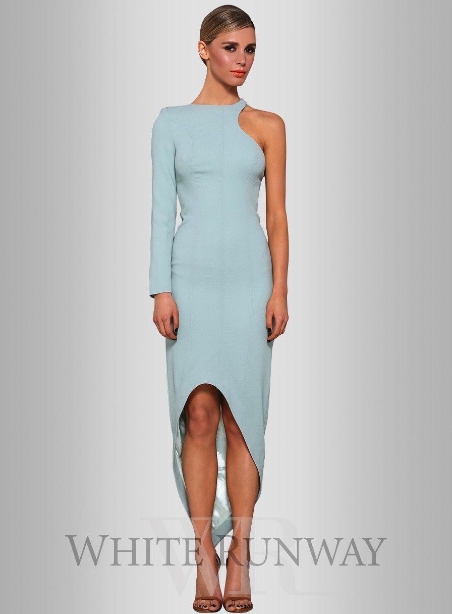 Crawford Dress - White Runway | Prom | Pinterest | Prom