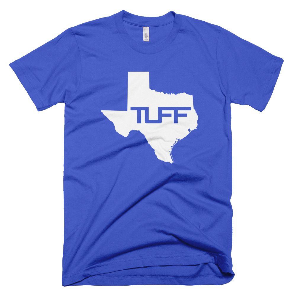 Texas TUFF Tee (Multiple Colors)