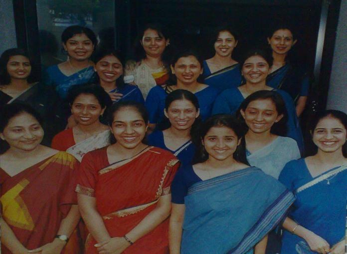 Gang of Girls  by Hema kumar