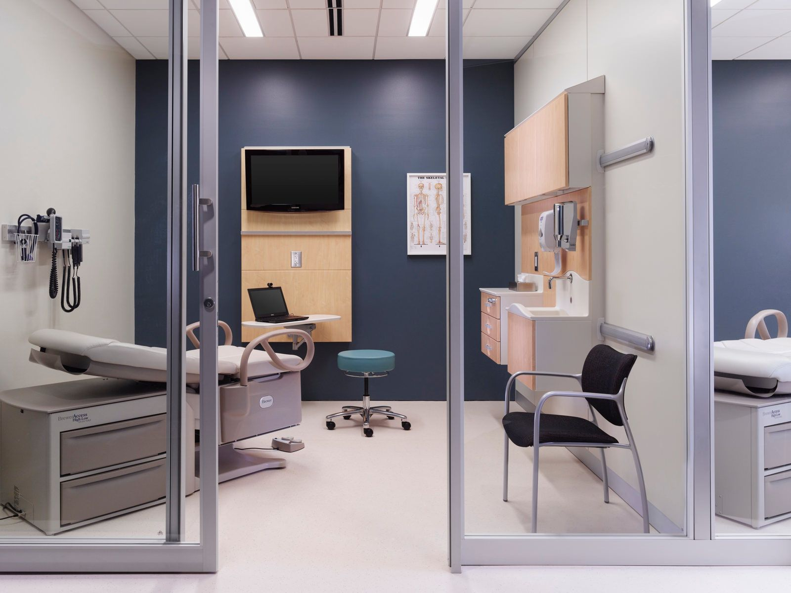 modular medical consulting rooms - HD1150×920