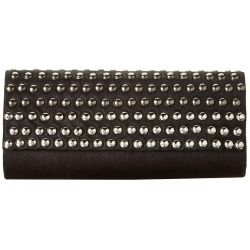 Sales Nanette Lepore - PS I Love You Clutch (Black) - Bags and Luggage online - 6pm is proud to offer the Nanette Lepore - PS I Love You Clutch (Black) - Bags and Luggage: Adoring your ensemble means accessorizing accordingly with this sensationally decadent Nanette Lepore clutch!