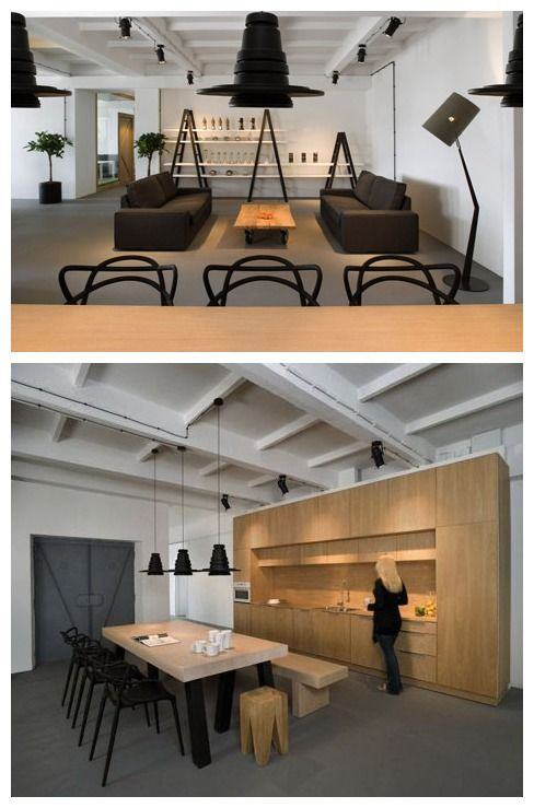 Pride And Glory Interactive Office Designed By Morpho Studio