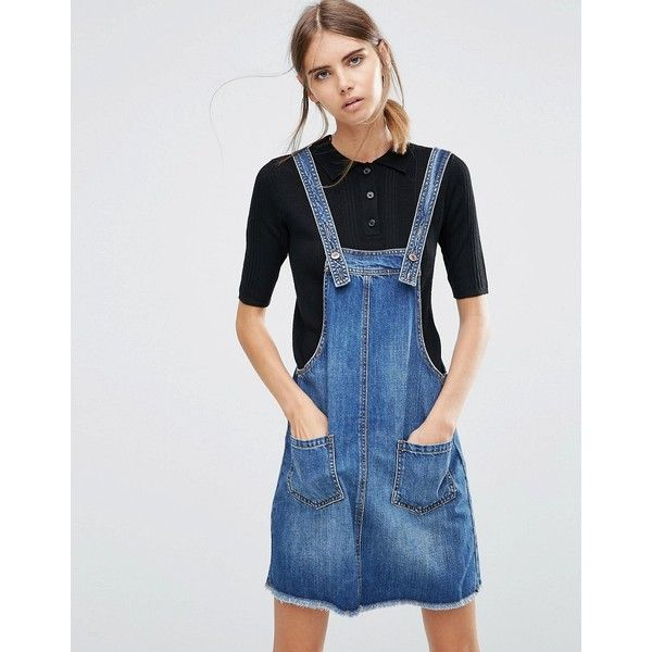 DUNGAREES - Pinafores Dsquared2 Free Shipping Enjoy Cheap Official Site For Cheap p6cehM