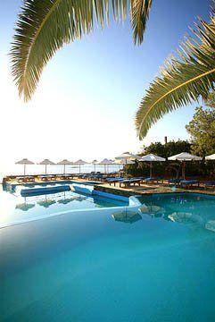 St Nicolas Bay Resort Hotel Villas Crete Greece Small Luxury Hotels Of The World Slh
