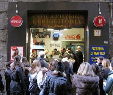 Naples, Italy - World's Most Delicious Street Food | Travel + Leisure