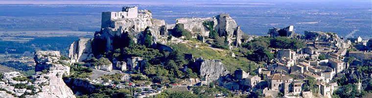 Chateau Des Baux De Provence Copyright Photo Cultrespaces Ferreira Tourism Provence Baux