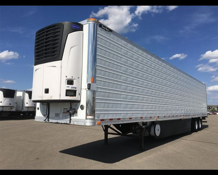 Pin By Wallwork Truck Center On Reefer Great Dane Trailers Best