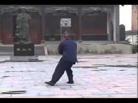 Chen Style Taiji   Old Frame I Learned This Style From Dr. Yang And The