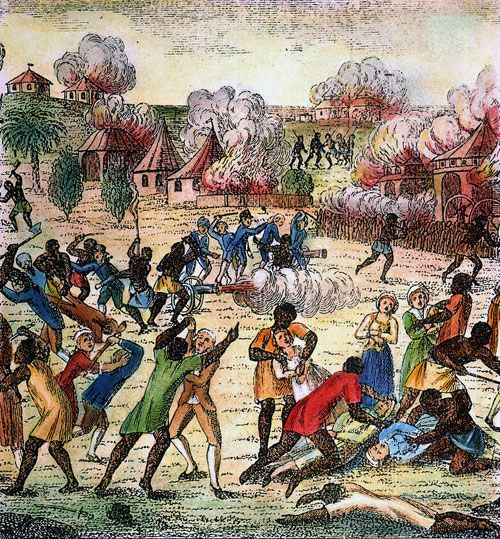 the impact of the haitian revolution The haitian revolution had enormous consequences in the american territory the impact was not only felt by the countries harbouring slaves commonly referred as the slave owners but also the slave societies.