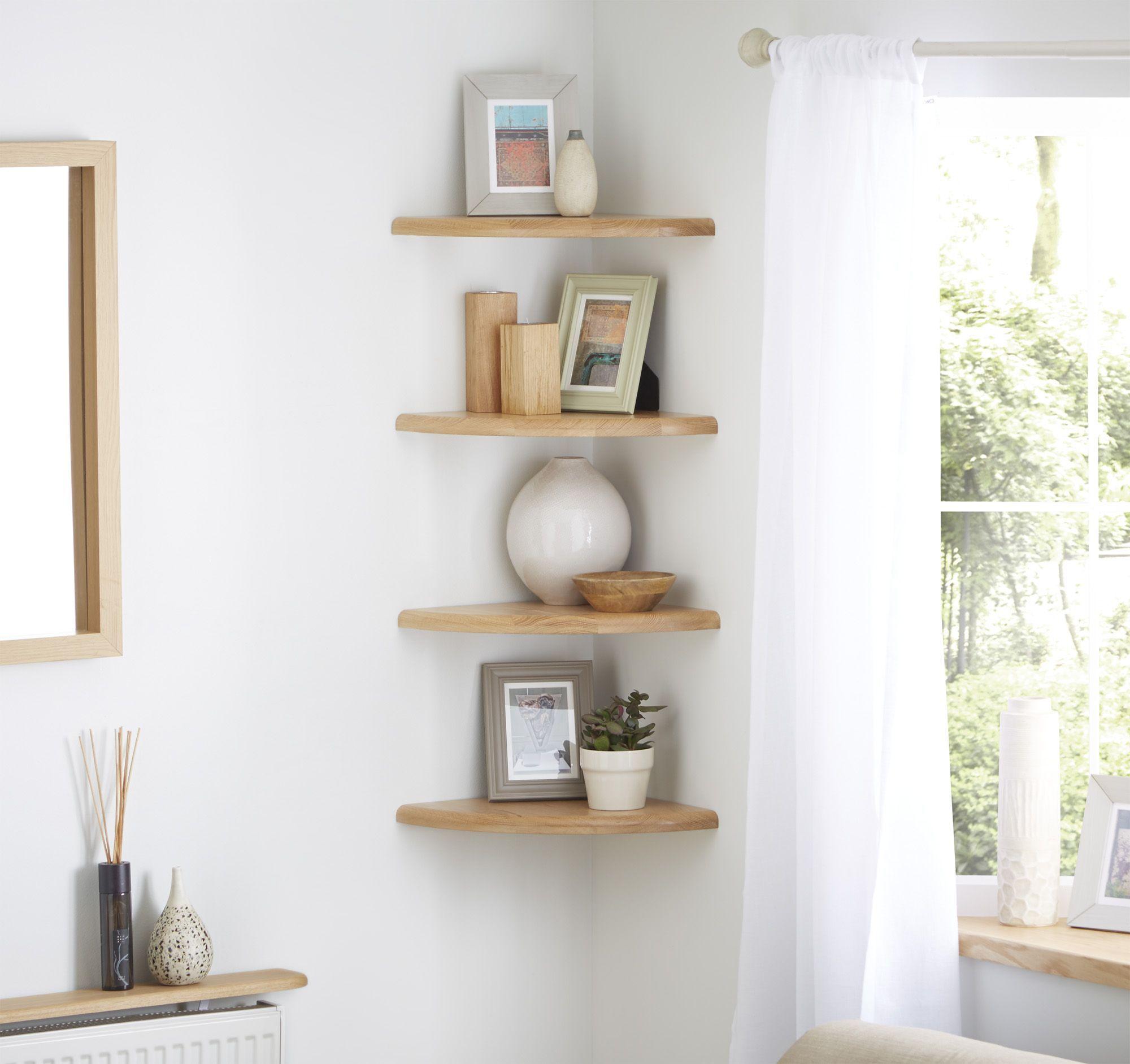 Storage Shelves & Corner Shelves