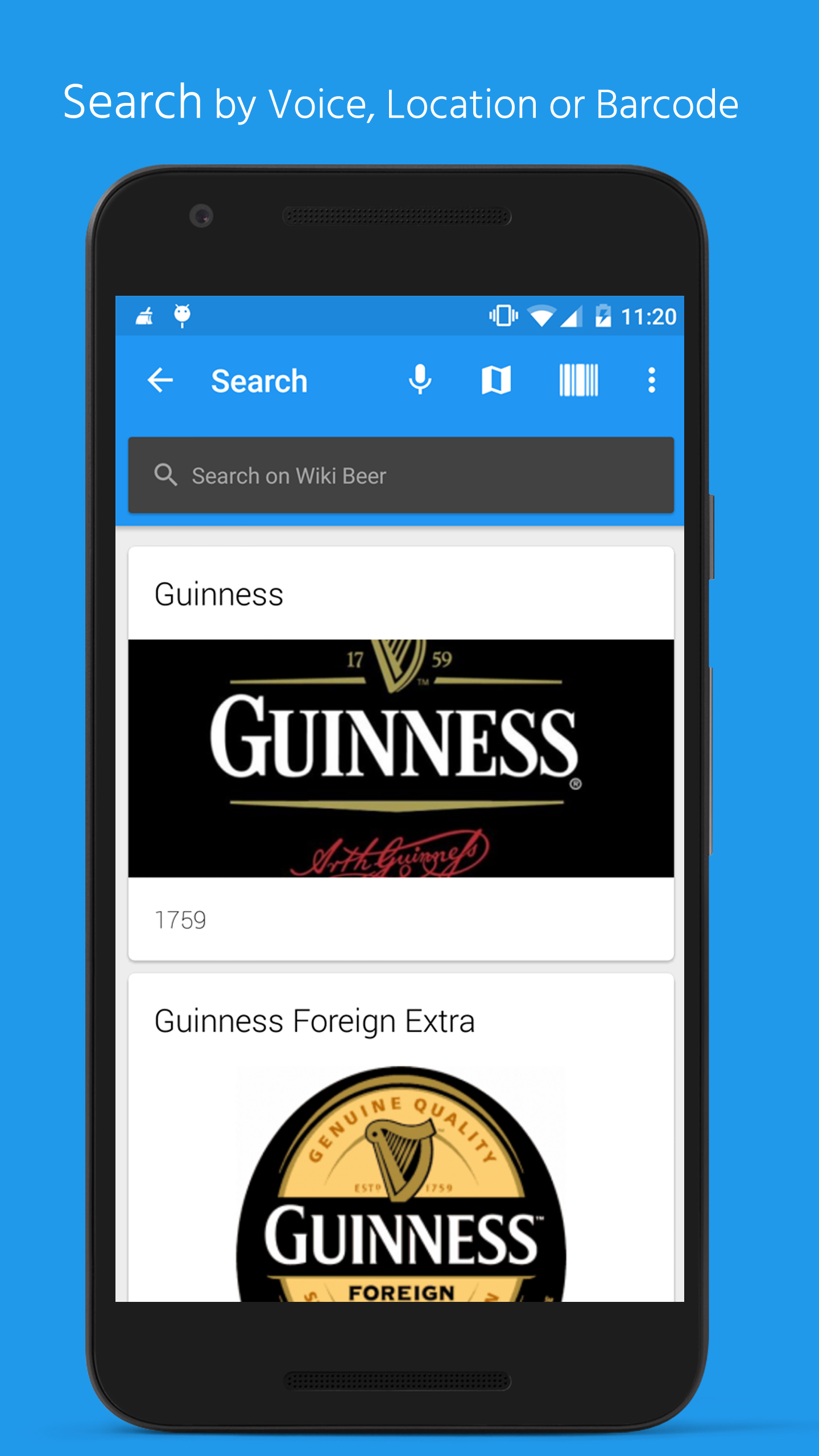 Wiki Beer App wants to be the Wikipedia of Beer, download it free now from the Google Play store. #Beer #App