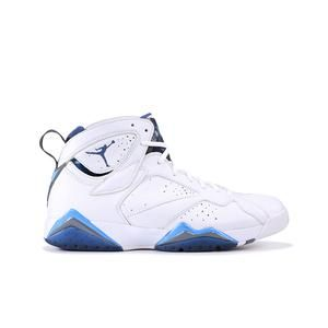 922995cac3d6cb The Nike Air Jordan 7 Retro 30th  French Blue  offers a remastered version  of