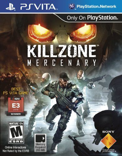 Killzone: Mercenary - Ps Vita [Digital Code] [Digital Video