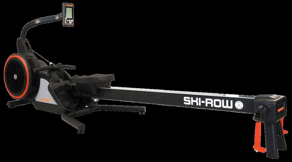 SkiRow Air Rowing Machine and SkiErg Combo ENERGYFIT